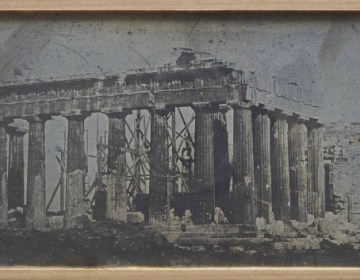 Parthenon - Joseph-Philibert Girault (Christie's)