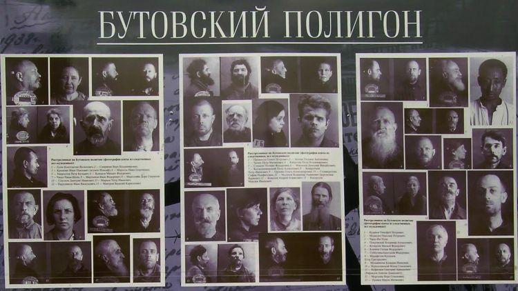 Slachtoffers van de Grote Zuivering, 1934-1938. Bron: Wikimedia