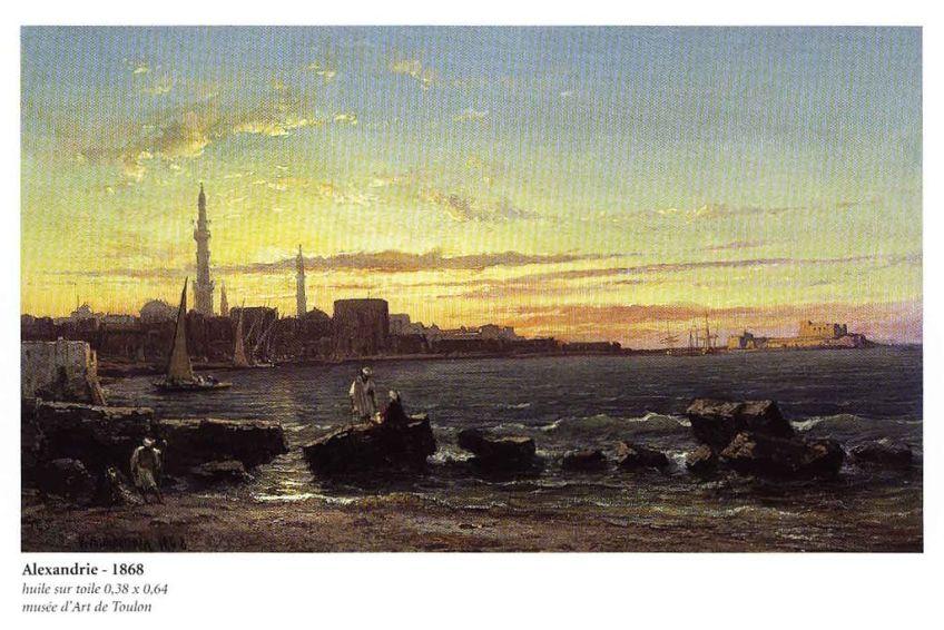Alexandrië (Vincent Courdouan
