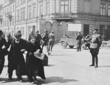 Anti-Joodse operatie in het getto van Warschau, 1942