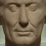 Beeld van Julius Caesar - cc