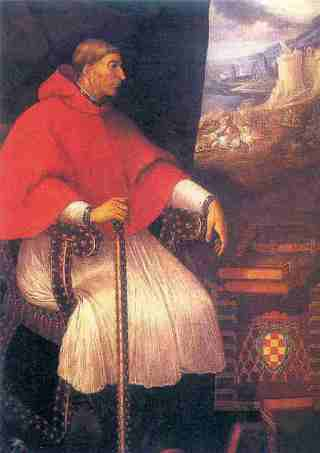 Kardinaal Cisneros