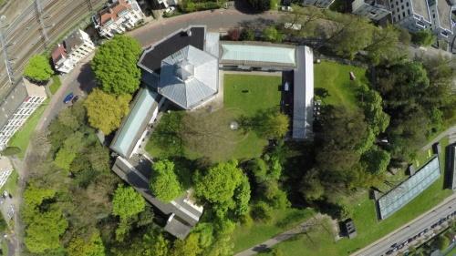 Museum Arnhem vanuit de lucht (Museum Arnhem)