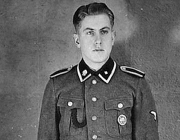Reinhold Hanning was onderdeel van de Totenkopf-divisie van de SS in Auschwitz