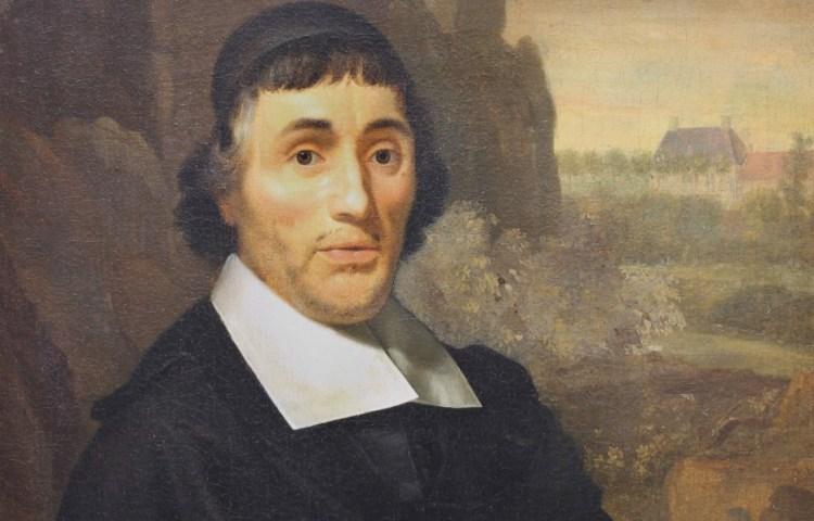 Het portret dat Godefridus Schalcken van zijn vader maakte