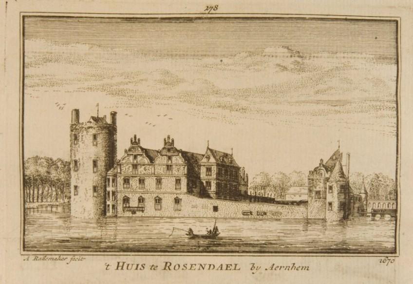 Kasteel Rosendael (Gelders Archief)