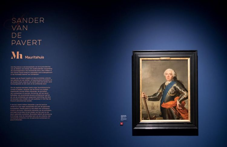 Sander van de Pavert en het Mauritshuis