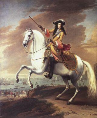 Aankomst Willem III in Brixham, Torbay op 5 november 1688