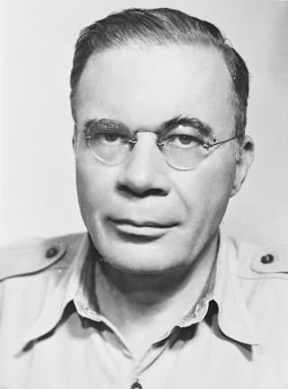 H.J.J. van Mook 1947 (fotocollectie Anefo)