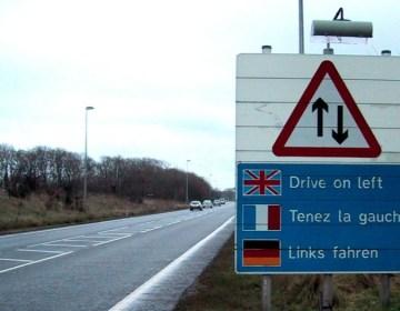 Links rijden (Publiek Domein - wiki)