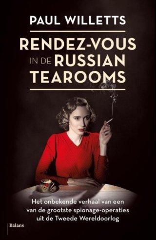Rendez-vous in de Russian Tearooms - Paul Willets