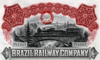 De Brazil Railway Company stond in 1911 aan de wieg van Carambeí