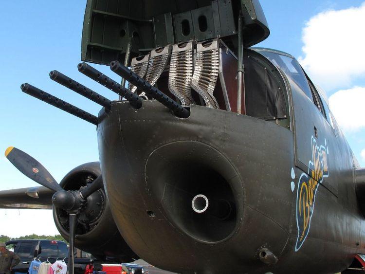 B-25H Mitchell (foto: wiki, upload van Ssaco)