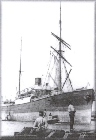 SS Schiedam van de NASM