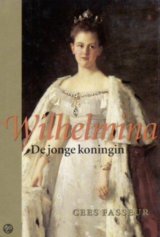 Biografie van Wilhelmina van de hand van Cees Fasseur