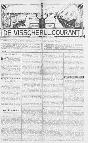 De Visscherij-Courant (Nieuw Land)