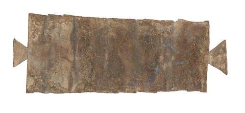 Romeinse vervloekingstablet