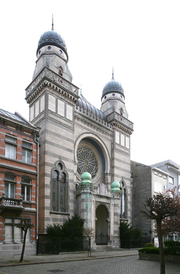 Synagoge Shomre Hadas (Onroerend Erfgoed)