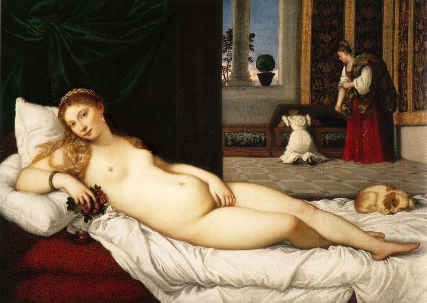 Venus van Urbino - Titaan