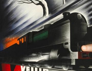 Nederlandse spoorwegaffiches uit de jaren 30