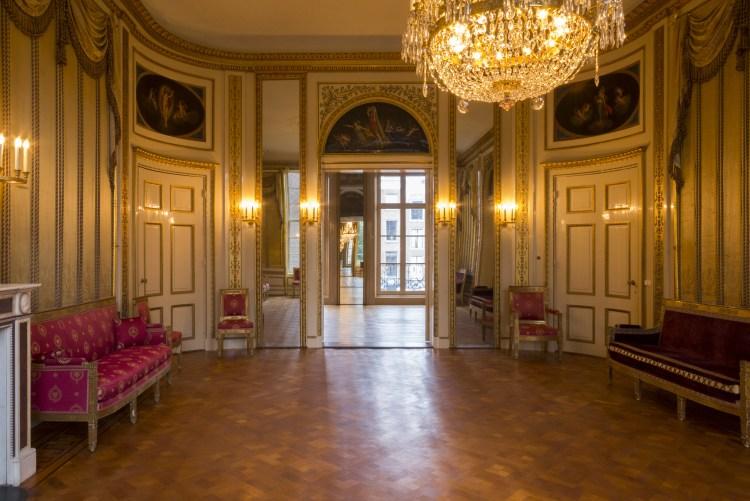 De Gouden Salon in Huis Barnaart - Foto Wereldwijze Fotografie