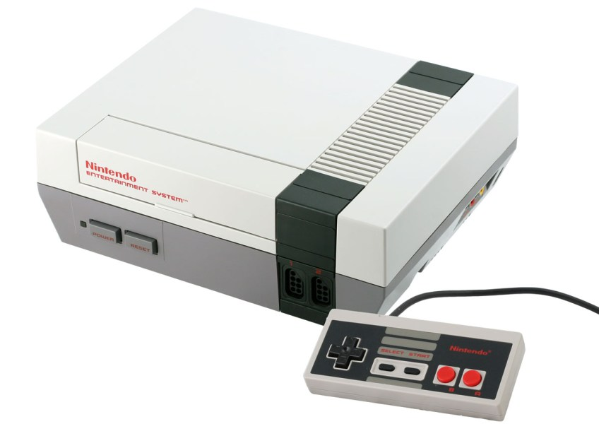Nintendo Entertainment System  - cc