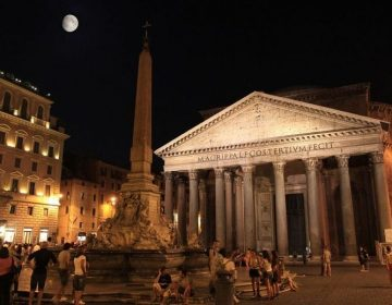 Pantheon in Rome (cc - Jörg Bittner)