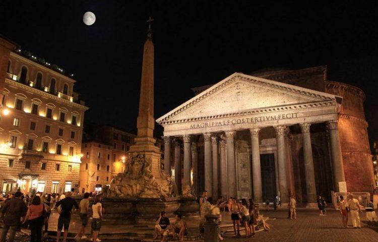 Pantheon in Rome (cc - Jörg Bittner)