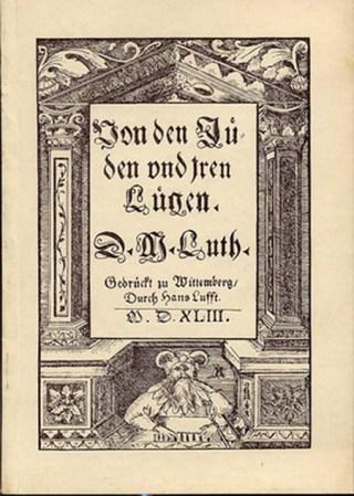 Von den Juden und Ihren Lügen (Over de Joden en hun leugens)