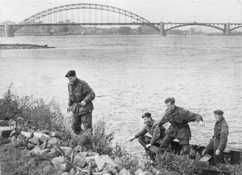 Operatie Market Garden 1944. Bron: Wikimedia