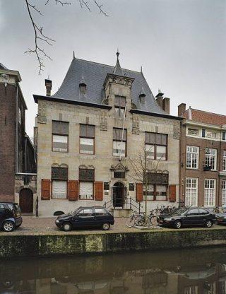 Delft - Huis Lambert van Meerten (HDK)