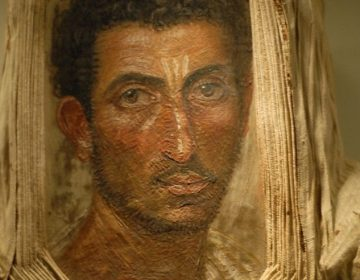 Fajoem-portret - Royal Museum of Scotland