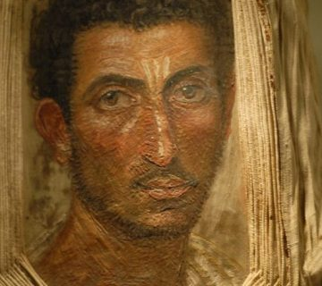Fajoem-portret - Royal Museum of Scotland