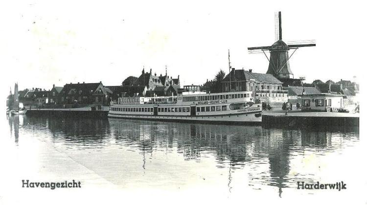 Havengezicht Harderwijk