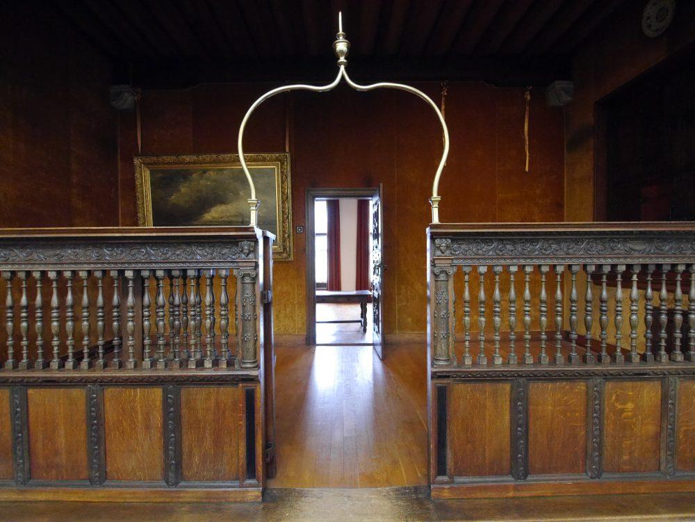 Hendrick de keyser verwerft huis lambert van meerten - Interieur van huis ...
