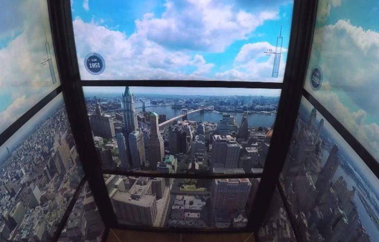 Timelapse: De skyline van New York van 1500 tot nu