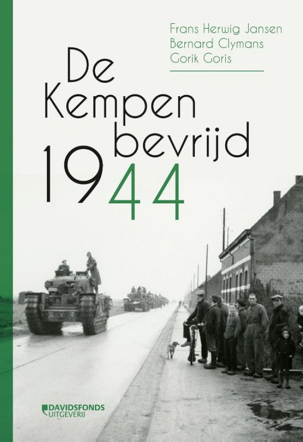 De Kempen bevrijd 1944
