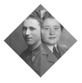 Foto: Jozef en Emilia - Bron: Airborne Museum 'Hartenstein'