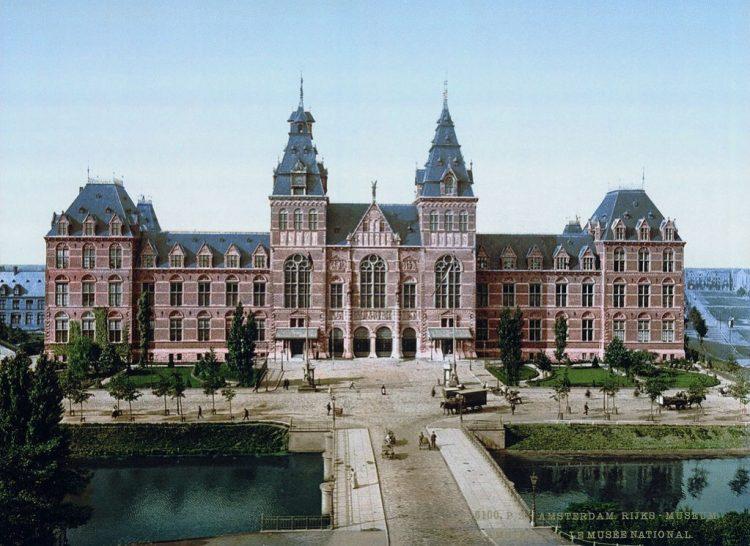 Rijksmuseum Amsterdam (Library of Congress)