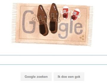 Vaderdag 2016 - Google Doodle