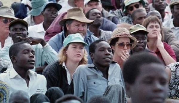 Nederlandse boeren in Zimbabwe (1948-heden) - detail cover