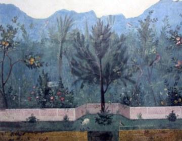 Siertuin uit de villa van Livia, de vrouw van Keizer Augustus.