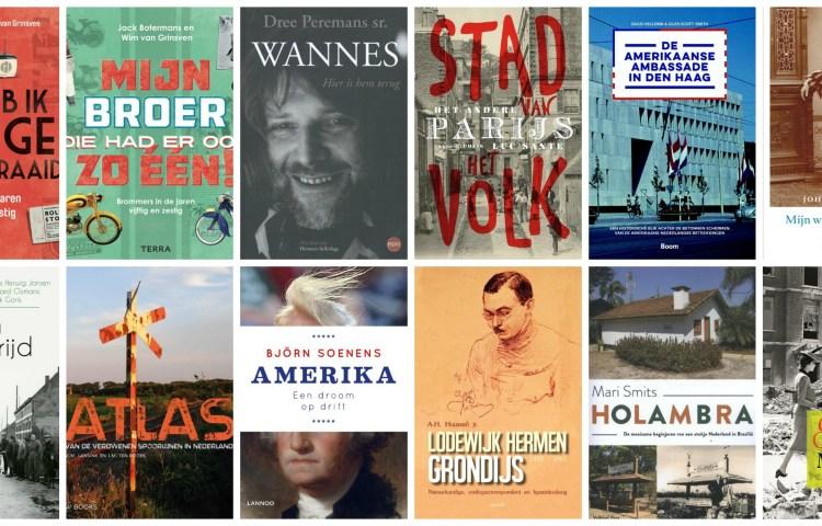 Nieuwe boeken week 24