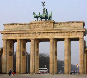 Brandenburger Tor. cc/ Norbert Aepli