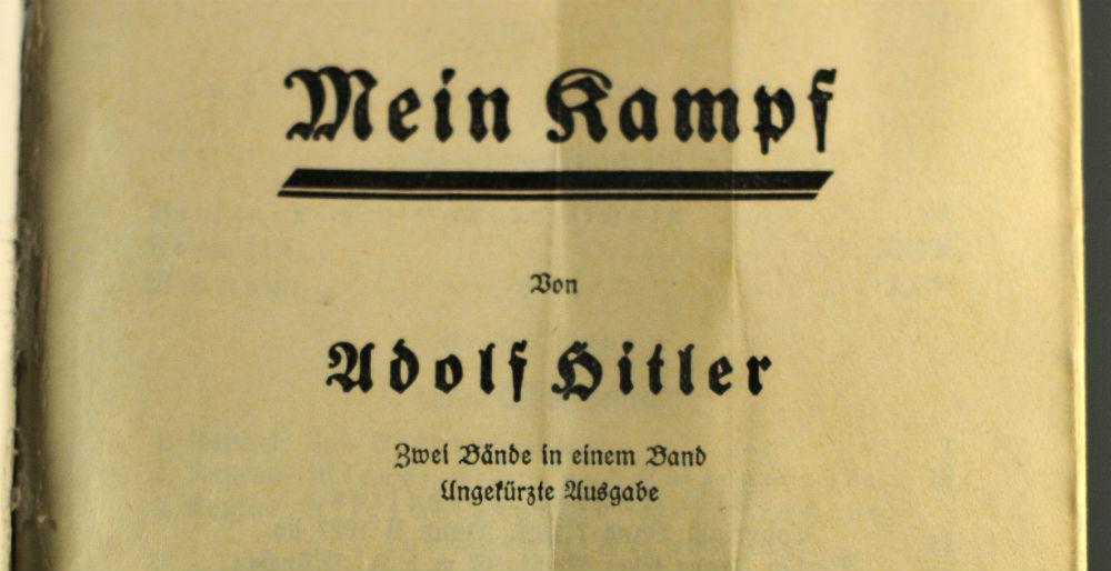 Mein Kampf - Het verboden boek van Adolf Hitler