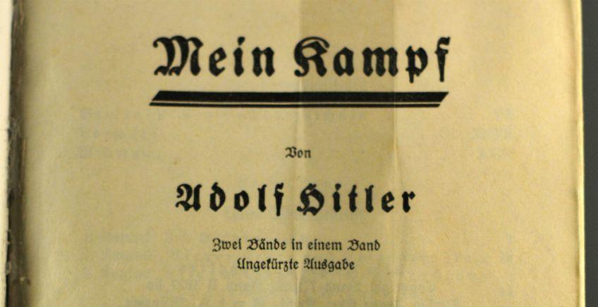 Mein Kampf van Adolf Hitler