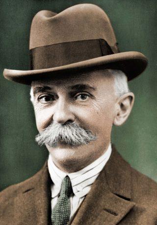 Pierre de Coubertin, Bron: De onbekende historie van de moderne Olympische Spelen