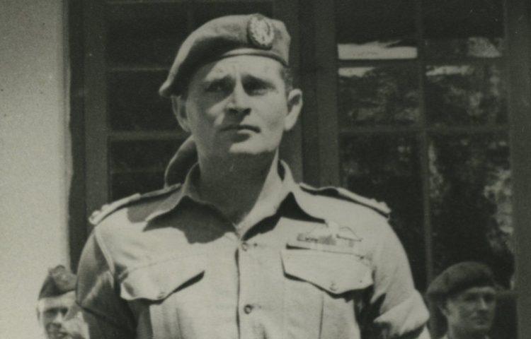Raymond Westerling in 1948