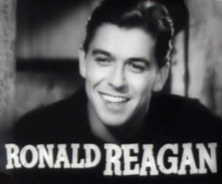 Ronald Reagan in 'Cowboy from Brooklyn', 1938