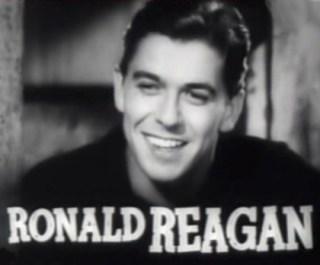 Ronald Reagan in 'Cowboy from Brooklyn', 1938